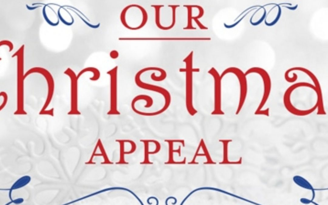 Make Christmas Count 2019. Christmas Appeal